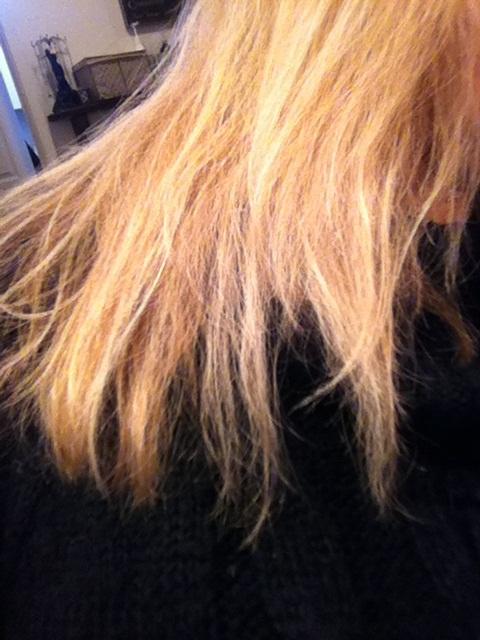 Breaking Hair Repair